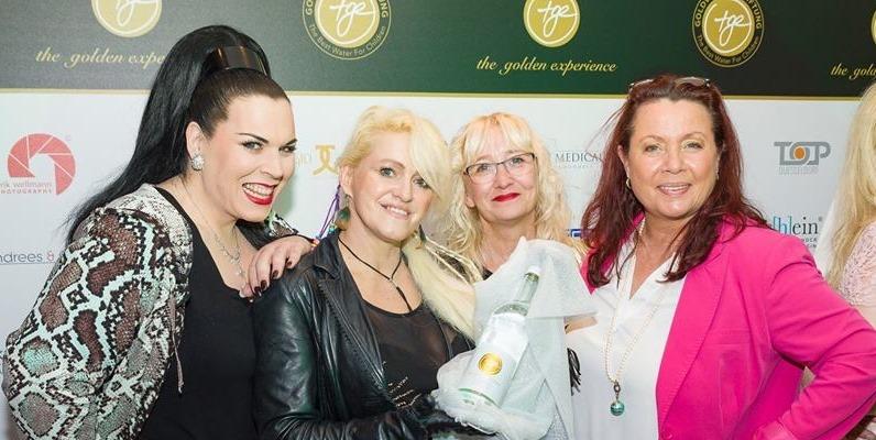 Bibi Kossmann, Sabrina Lange, Dagmar Kroh, Astrid Arens