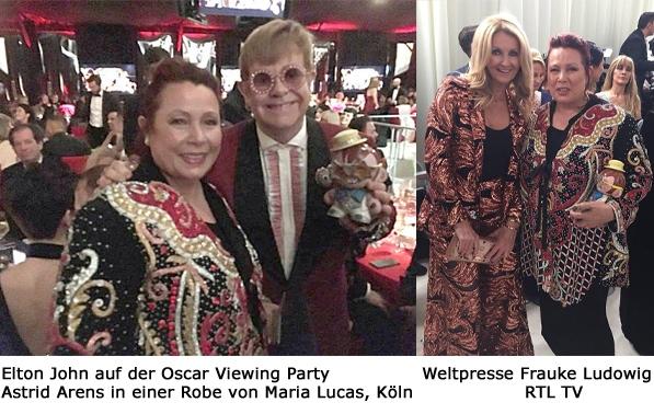 Eltom John Oscar Viewing Party 2018