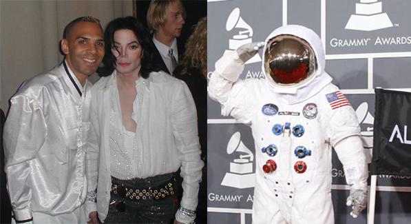 Alwalser und Michael Jackson